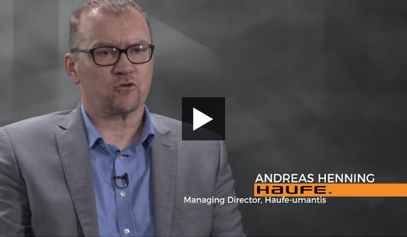ANDREAS HENNING, Managing Director, Haufe-Umantis on relationship with NIIT Technologies