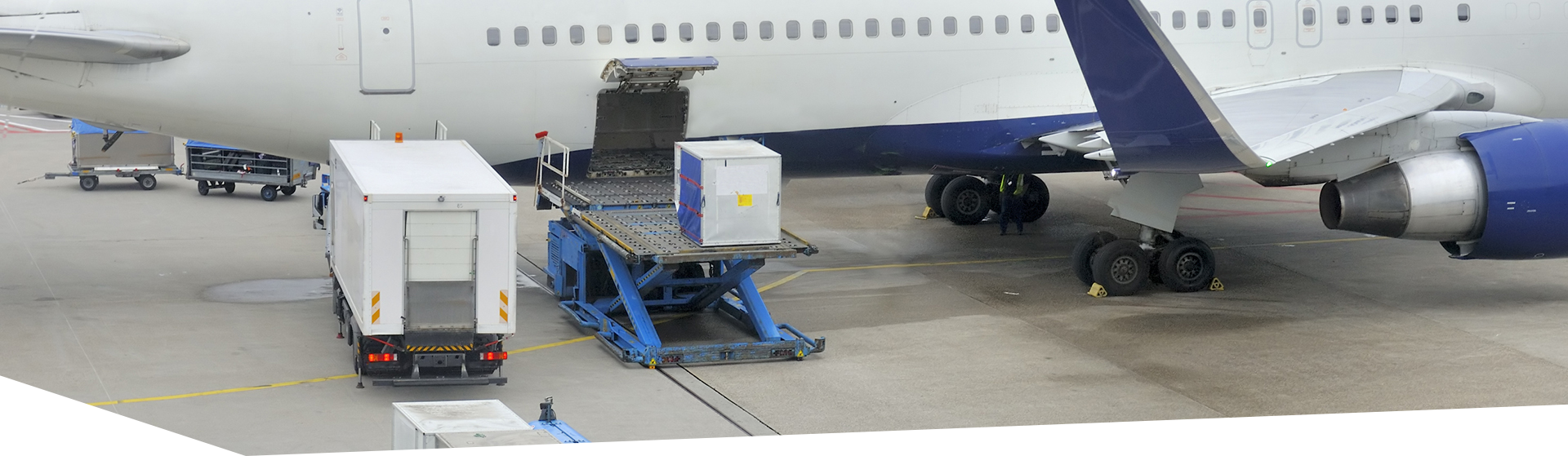 Developing a World-class Cargo Handling System for a Ground-Handling Provider